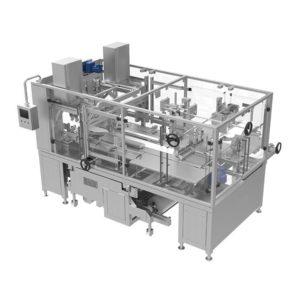Оборудование для наполнения и упаковки для молока и молочных