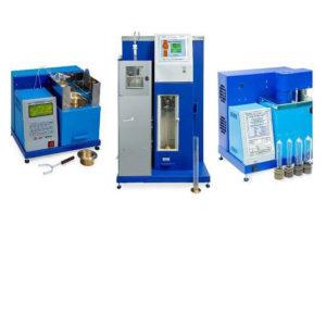 Лабораторное оборудование для нефтепродуктов