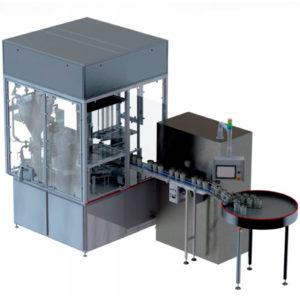 Оборудование для дозирования, фасовки для молока и молочных продуктов