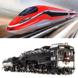 Поезда, вагоны, запчасти