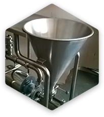 Оборудование для смешивания продуктов (Украина)