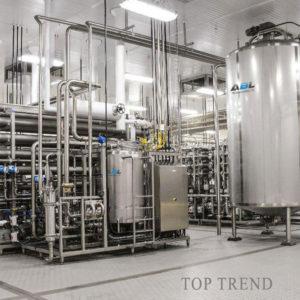 Молочное оборудование высокой технологии